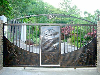 Xtremesteelworks Manufacturers Of Steel Gates Fencing