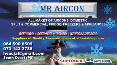 airconditioning air conditioning sales, installation and repairs in